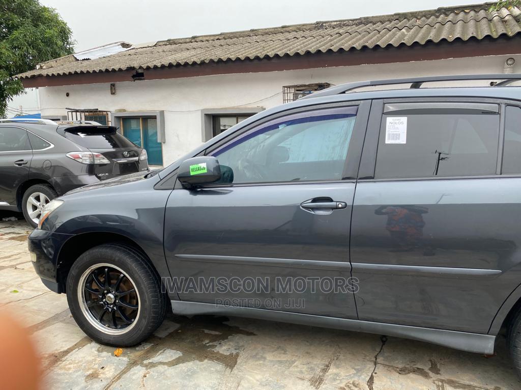 Lexus RX 2007 350 4x4 Gray | Cars for sale in Ikeja, Lagos State, Nigeria
