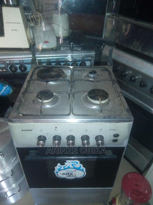 Turkumbo Standing Gas Cooker   Kitchen Appliances for sale in Ikorodu, Lagos State, Nigeria