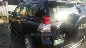 Toyota Land Cruiser Prado 2010 Black | Cars for sale in Lagos State, Isolo