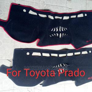 Toyota Prado Dashboard Cover | Vehicle Parts & Accessories for sale in Lagos State, Ojo