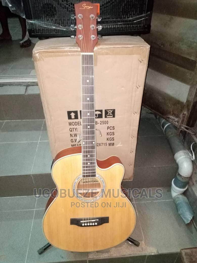 Acoustic Guitar Smiger