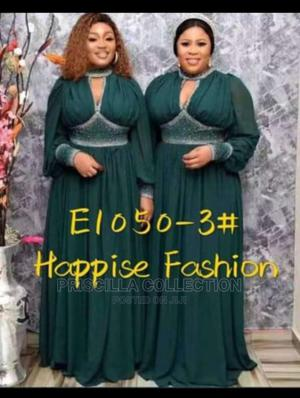 Quality Long Gown With Sequence   Clothing for sale in Abuja (FCT) State, Kubwa
