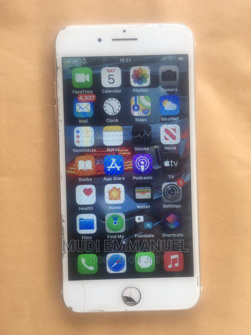 Apple iPhone 7 Plus 128 GB Gold   Mobile Phones for sale in Lekki, Lagos State, Nigeria