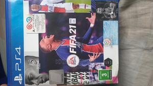 Fifa 2021 Play Station 4   Video Games for sale in Lagos State, Apapa