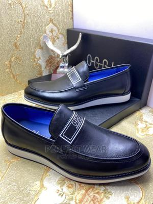 Blue Black Oggi Shoe | Shoes for sale in Lagos State, Lagos Island (Eko)