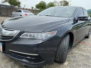 Acura TLX 2015 Tech FWD (2.4L 4cyl 8M) Gray   Cars for sale in Abuja (FCT) State, Mabushi