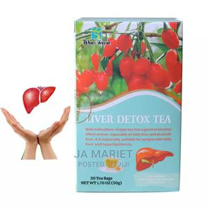Liver Detox Tea   Vitamins & Supplements for sale in Abuja (FCT) State, Lugbe District