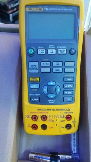 Fluke Process Calibrator 726 | Measuring & Layout Tools for sale in Lagos State, Ojo