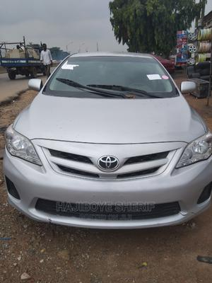 Toyota Corolla 2011 Silver | Cars for sale in Lagos State, Abule Egba