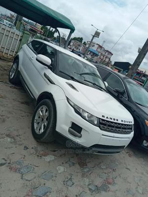 Land Rover Range Rover Evoque 2013 White | Cars for sale in Lagos State, Ajah