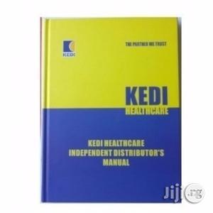 Kedi Healthcare Distributors Manual | Books & Games for sale in Lagos State, Ikeja
