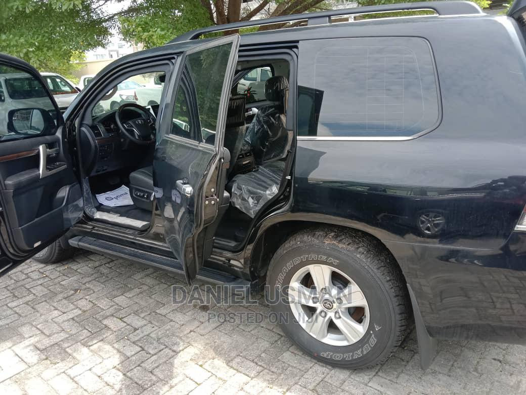New Toyota Land Cruiser 2020 5.7 V8 VXR Black | Cars for sale in Lekki, Lagos State, Nigeria