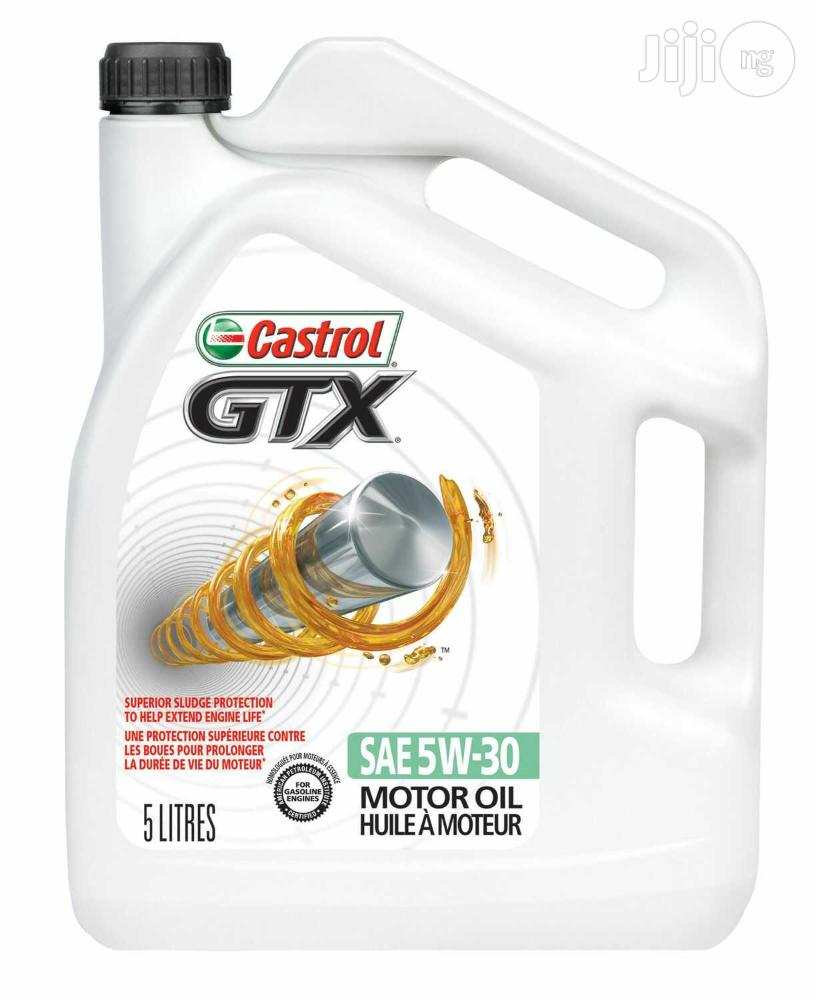 Archive: Castrol 5W-30 Engine Oil
