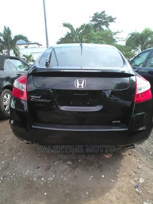 Honda Accord CrossTour 2010 EX-L AWD Black   Cars for sale in Lagos State, Amuwo-Odofin