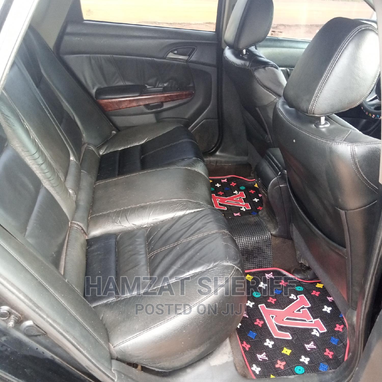 Honda Accord CrossTour 2011 EX-L Black | Cars for sale in Ikorodu, Lagos State, Nigeria
