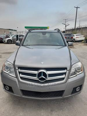 Mercedes-Benz GLK-Class 2012 350 4MATIC Gray | Cars for sale in Lagos State, Gbagada