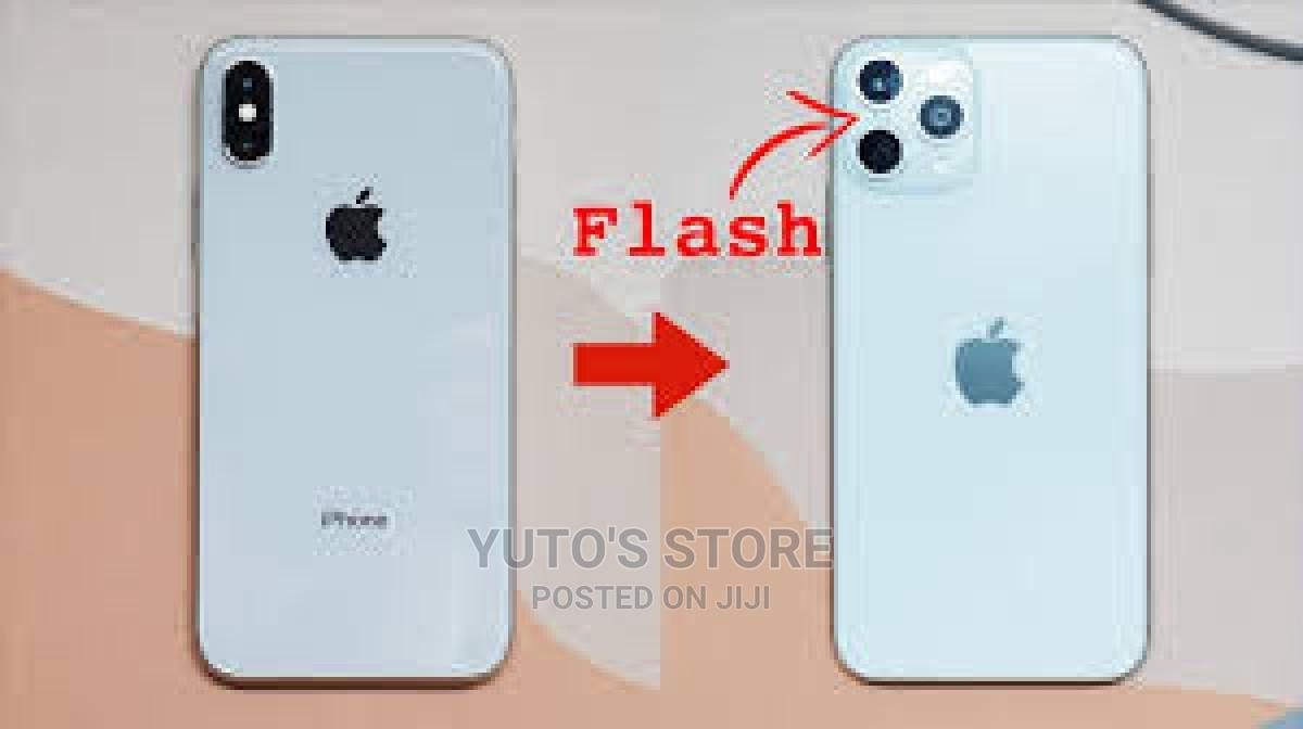 iPhone X/Xr/Xs/Xs Max to 11 Pro /11 Pro Max   Accessories for Mobile Phones & Tablets for sale in Ikeja, Lagos State, Nigeria