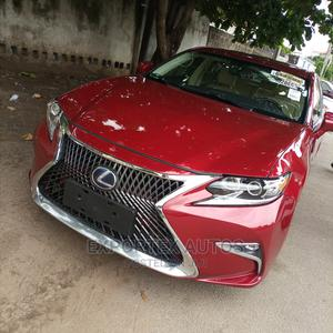 Lexus ES 2014 Red   Cars for sale in Lagos State, Ikeja
