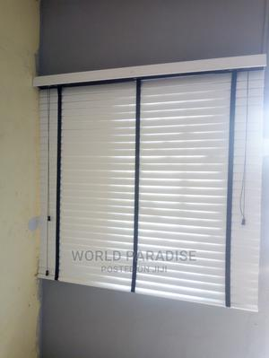 Wooden Blind With Good Quality | Home Accessories for sale in Lagos State, Ifako-Ijaiye