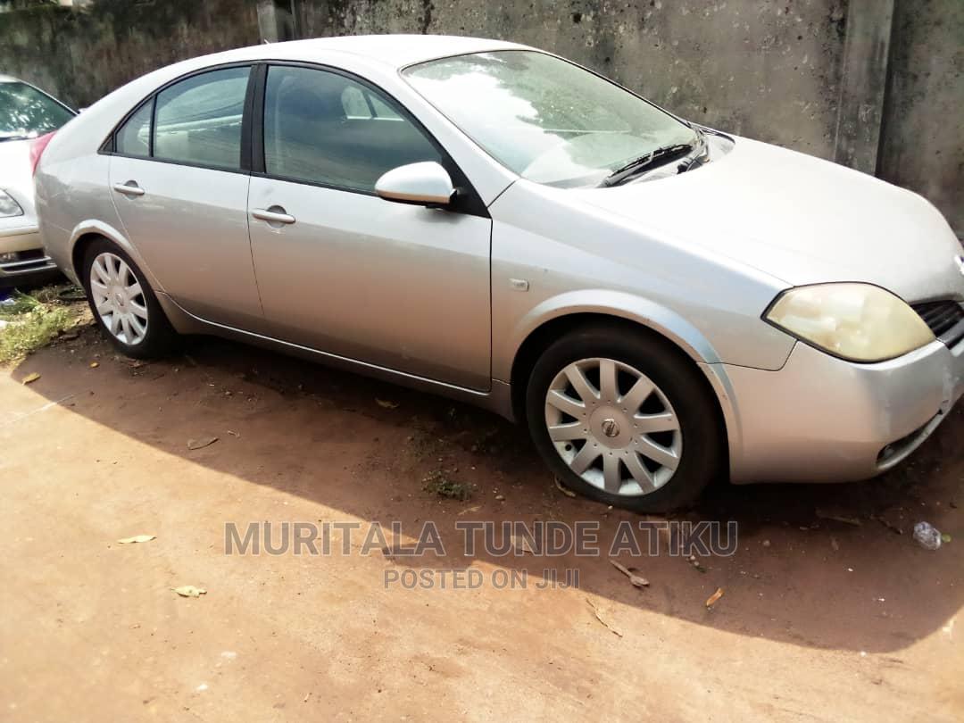 Nissan Primera 2005 Silver | Cars for sale in Egbe Idimu, Lagos State, Nigeria