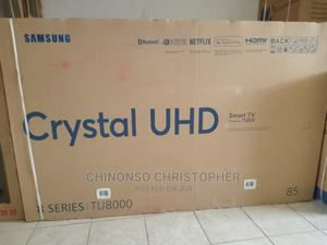 """Samsung 85""""Smart Netflix Youtube 