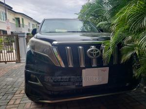 Toyota Land Cruiser Prado 2010 VX Black | Cars for sale in Lagos State, Lekki