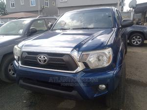 Toyota Tacoma 2015 Blue   Cars for sale in Lagos State, Ikeja