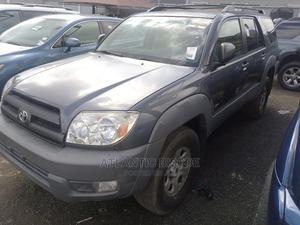Toyota 4-Runner 2004 Gray   Cars for sale in Lagos State, Ojodu