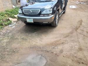 Lexus RX 2003 Black | Cars for sale in Abia State, Osisioma Ngwa
