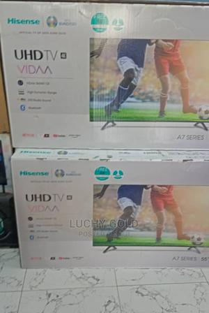 55 Inches Hisense Tv.   TV & DVD Equipment for sale in Abuja (FCT) State, Wuse