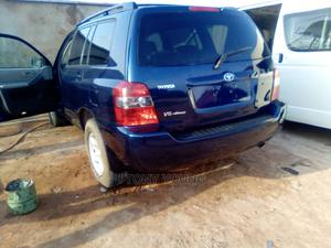 Toyota Highlander 2004 V6 AWD Blue | Cars for sale in Anambra State, Onitsha
