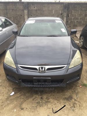 Honda Accord 2006 2.0 Comfort Blue | Cars for sale in Lagos State, Ajah