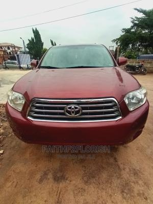 Toyota Highlander 2010 Limited Red | Cars for sale in Lagos State, Ikeja