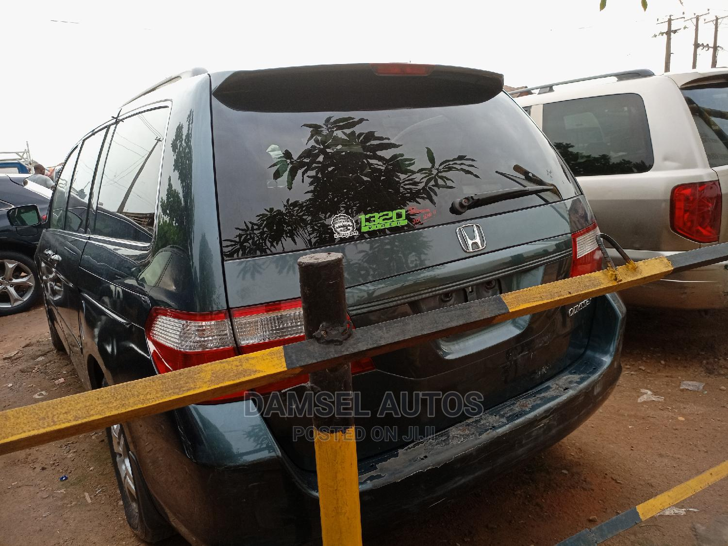 Honda Odyssey 2005 Gray   Cars for sale in Agege, Lagos State, Nigeria