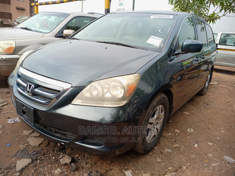 Honda Odyssey 2005 Gray
