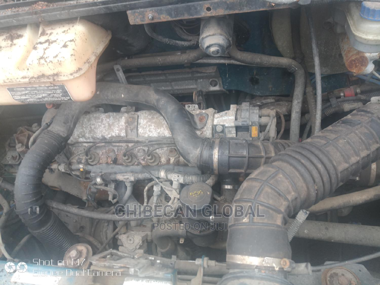 Archive: Peugeot Boxer Petrol Injector