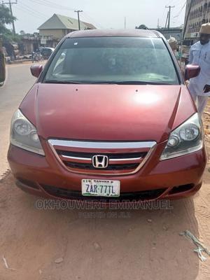 Honda Odyssey 2005 EX Automatic Red | Cars for sale in Kaduna State, Zaria