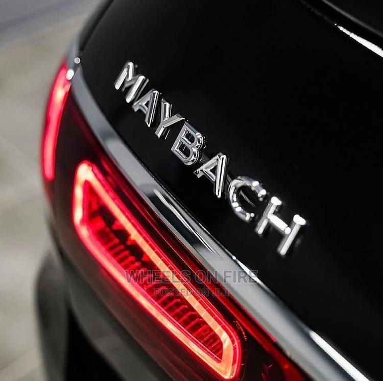New Mercedes-Benz GLS-Class 2021 Black   Cars for sale in Central Business Dis, Abuja (FCT) State, Nigeria