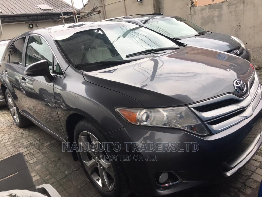 Toyota Venza 2014 Gray