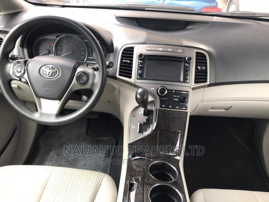 Toyota Venza 2014 Gray | Cars for sale in Surulere, Lagos State, Nigeria