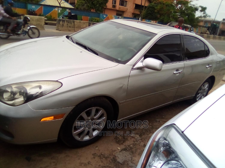 Lexus ES 2005 330 Silver | Cars for sale in Amuwo-Odofin, Lagos State, Nigeria