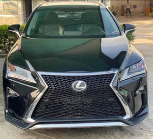 Lexus RX 2017 350 AWD Black | Cars for sale in Abuja (FCT) State, Central Business Dis