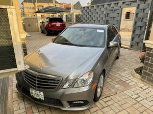 Mercedes-Benz E350 2012 Gray   Cars for sale in Abuja (FCT) State, Central Business Dis
