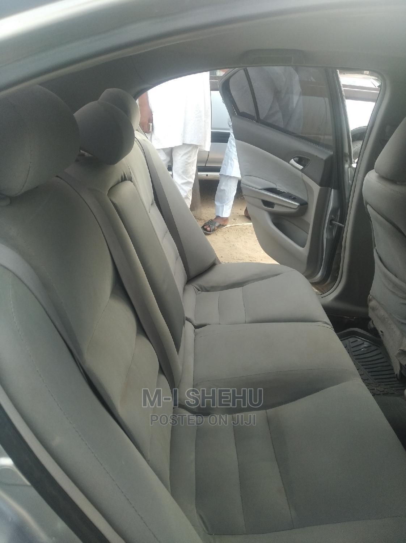 Archive: Honda Accord 2008 2.4 EX Automatic Silver