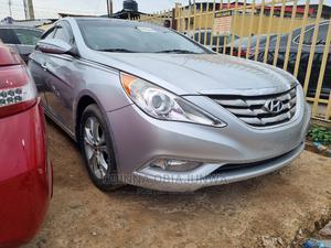 Hyundai Sonata 2012 Silver | Cars for sale in Lagos State, Ipaja