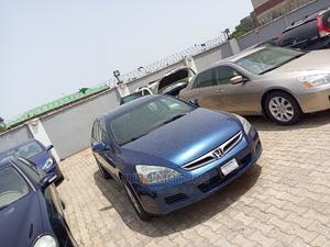 Honda Accord 2006 2.0 Comfort Blue | Cars for sale in Kaduna State, Kaduna / Kaduna State