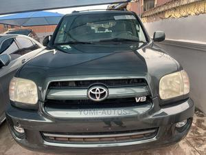 Toyota Sequoia 2007 Gray   Cars for sale in Lagos State, Surulere