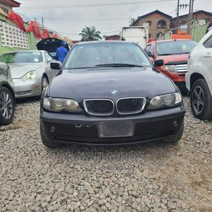 BMW 325i 2003 Black | Cars for sale in Lagos State, Agege