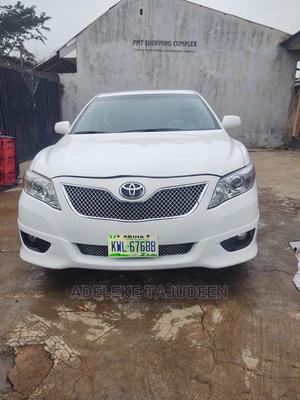 Toyota Camry 2009 White   Cars for sale in Osun State, Osogbo
