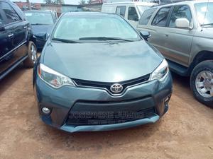 Toyota Corolla 2017 Green   Cars for sale in Lagos State, Ikeja
